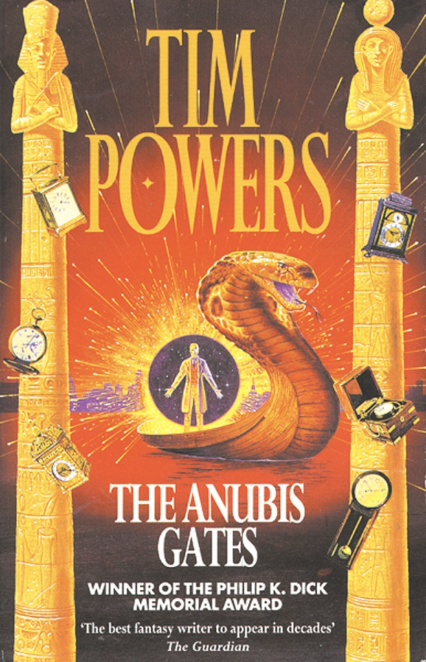 The Anubis Gates, by Tim Powers (1983)