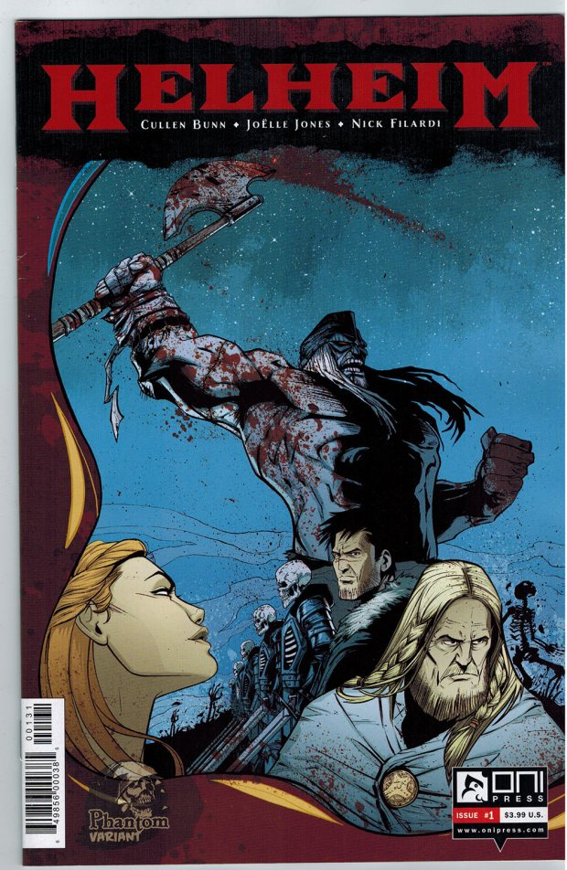 Helheim Issue One (March 2013)