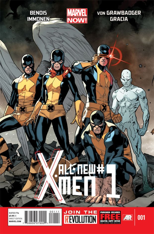 All-New X-Men #1 (January 2013)