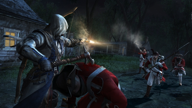 Assassin's Creed III (2012 - PS3)