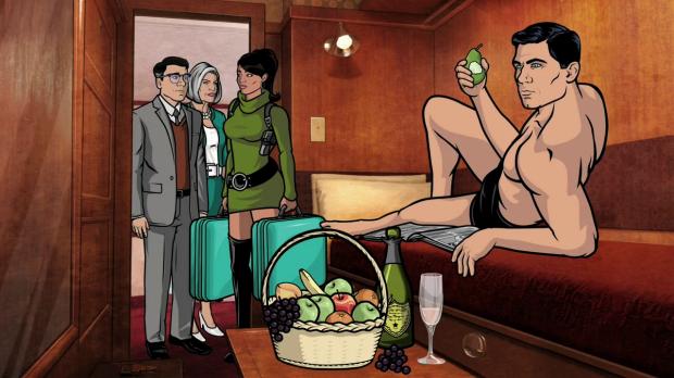 Archer: Season 1 (2009)