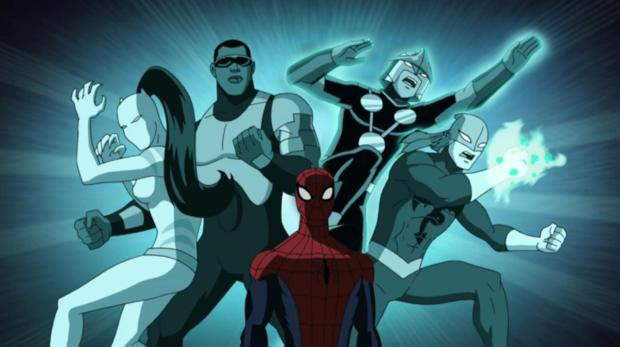 Ultimate Spider-Man: Season 1 (2012)