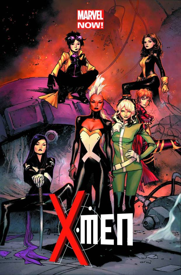 X-Men #1 (July 2013)