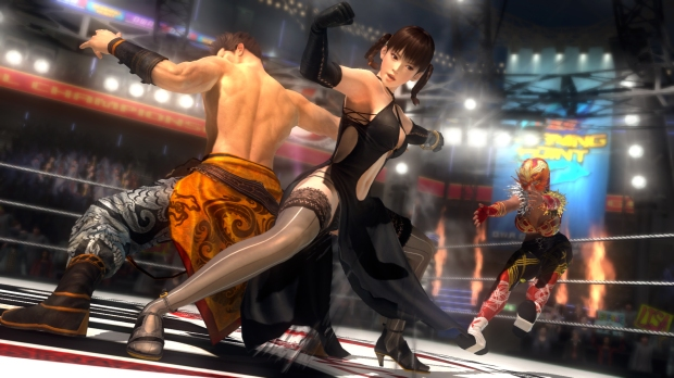 Dead Or Alive 5 - PS3 (2012)
