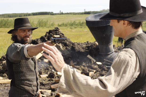 Hell On Wheels: Season 1 (2011)