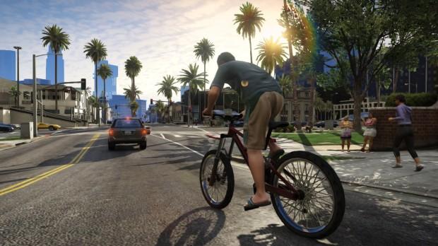 Grand Theft Auto V (PS3 - 2013)