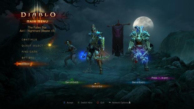 Diablo III (PS3 - 2013)
