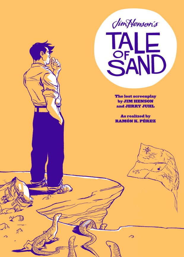 Jim Henson's Tale of Sand (2011)