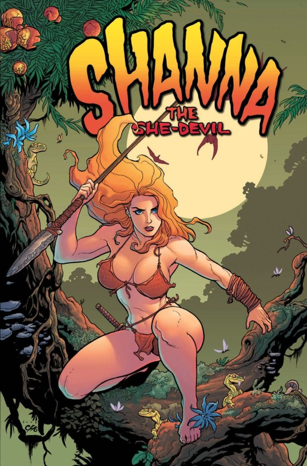 Shanna, The She-Devil (2006)