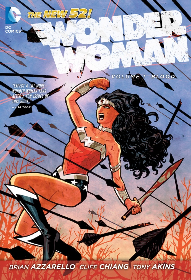 Wonder Woman, Volume 1: Blood (2012)