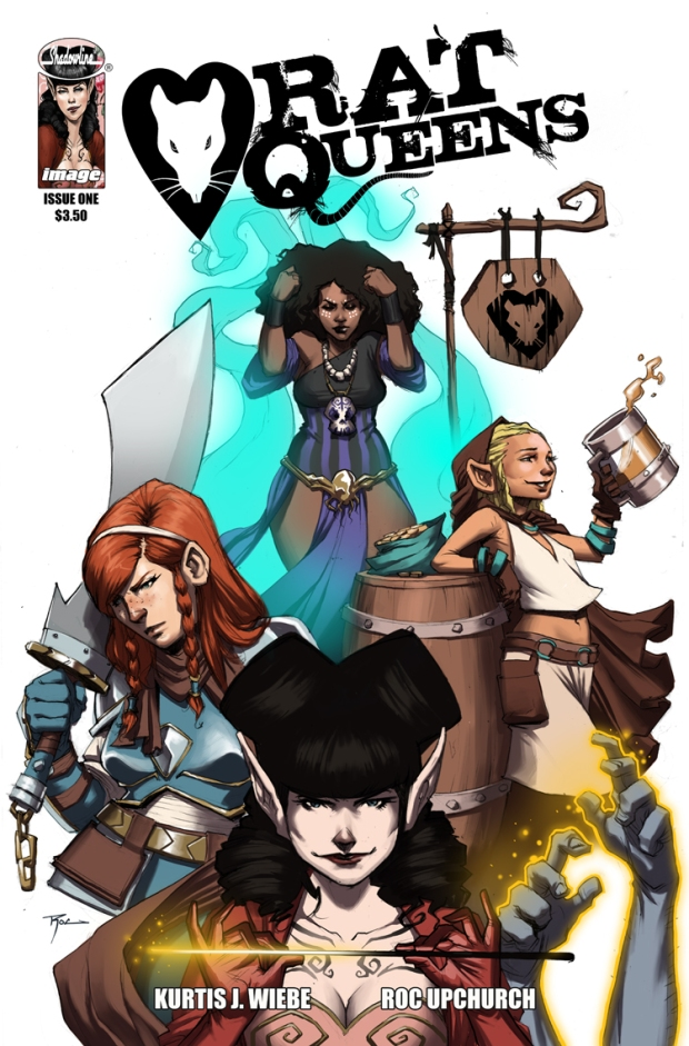 Rat Queens #1 (September 2013)